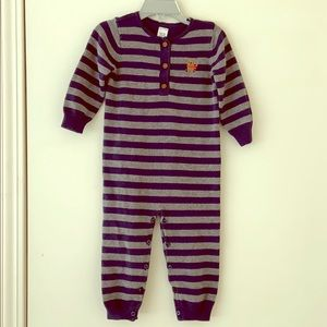 Just One You made by Carter's knitted romper